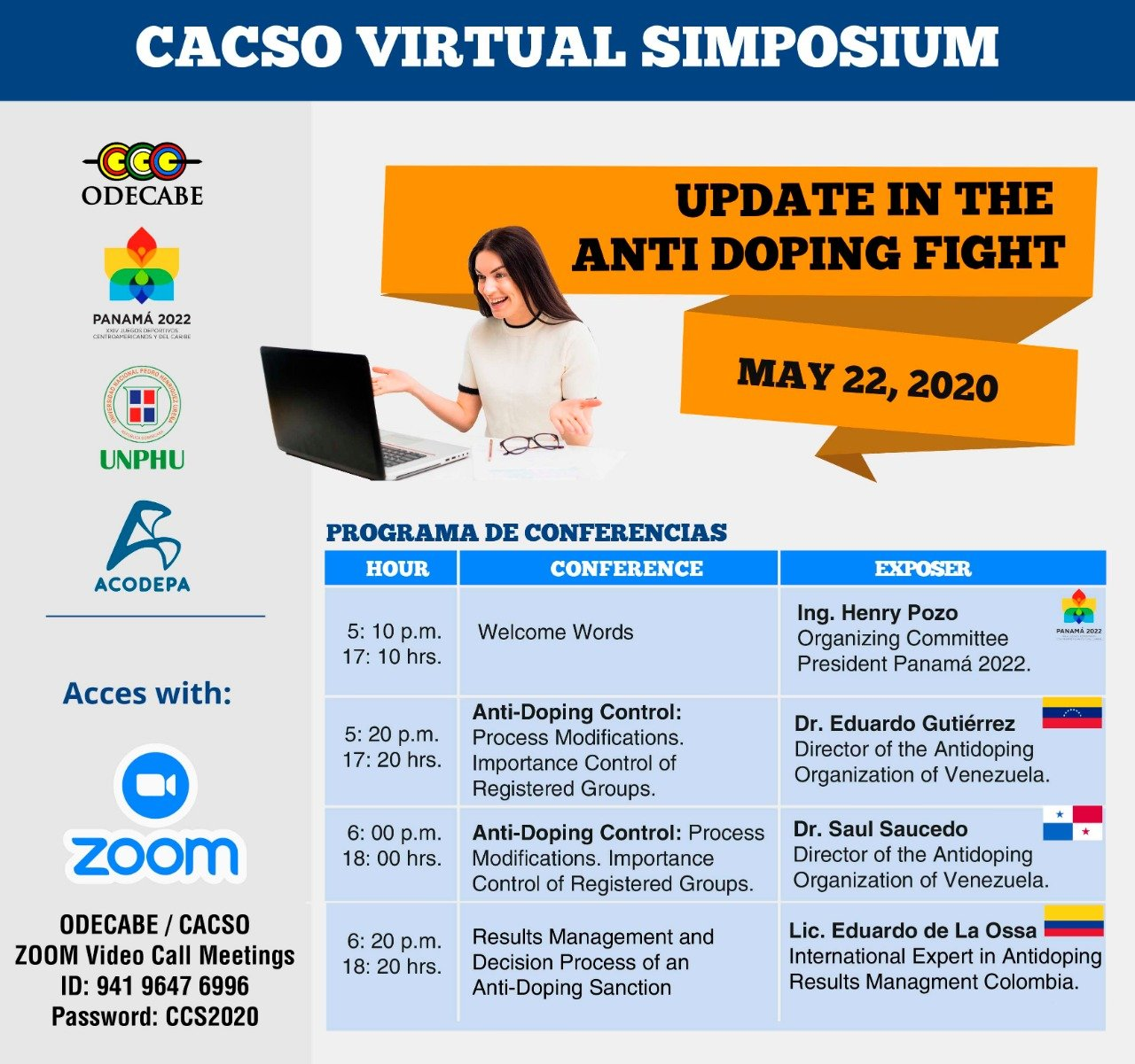 CACSO VirtualSimposium2020