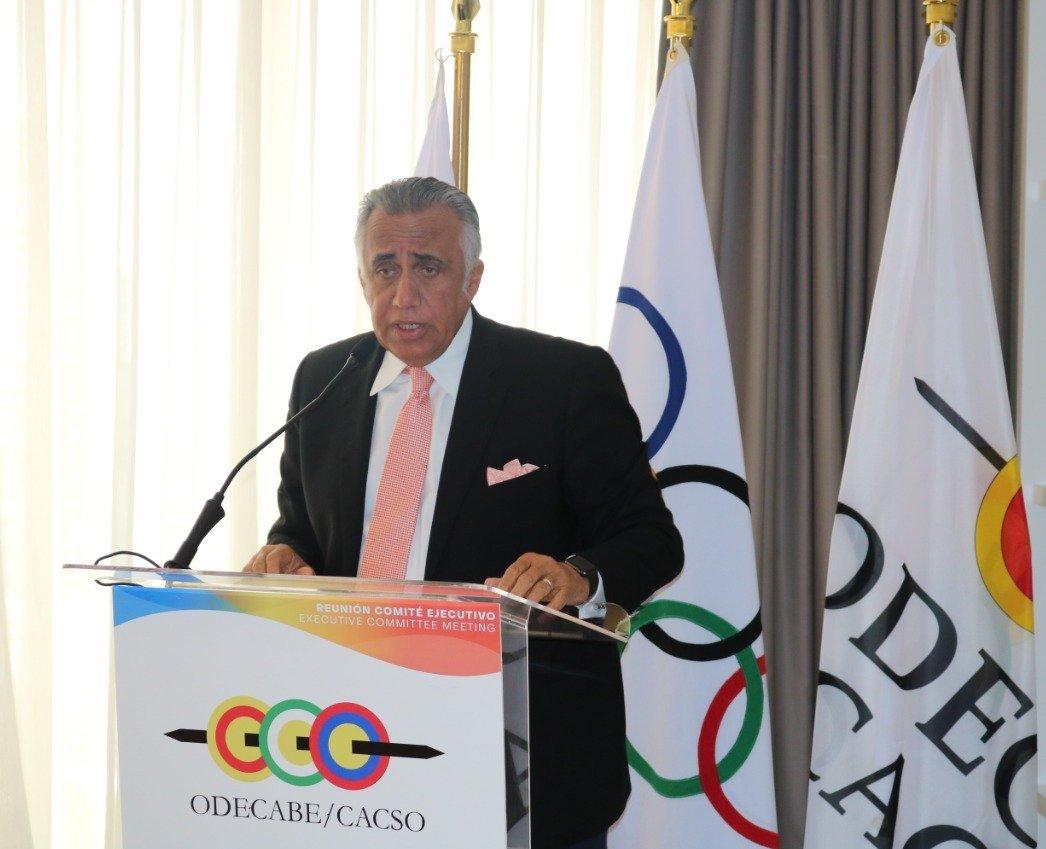 CACSO President
