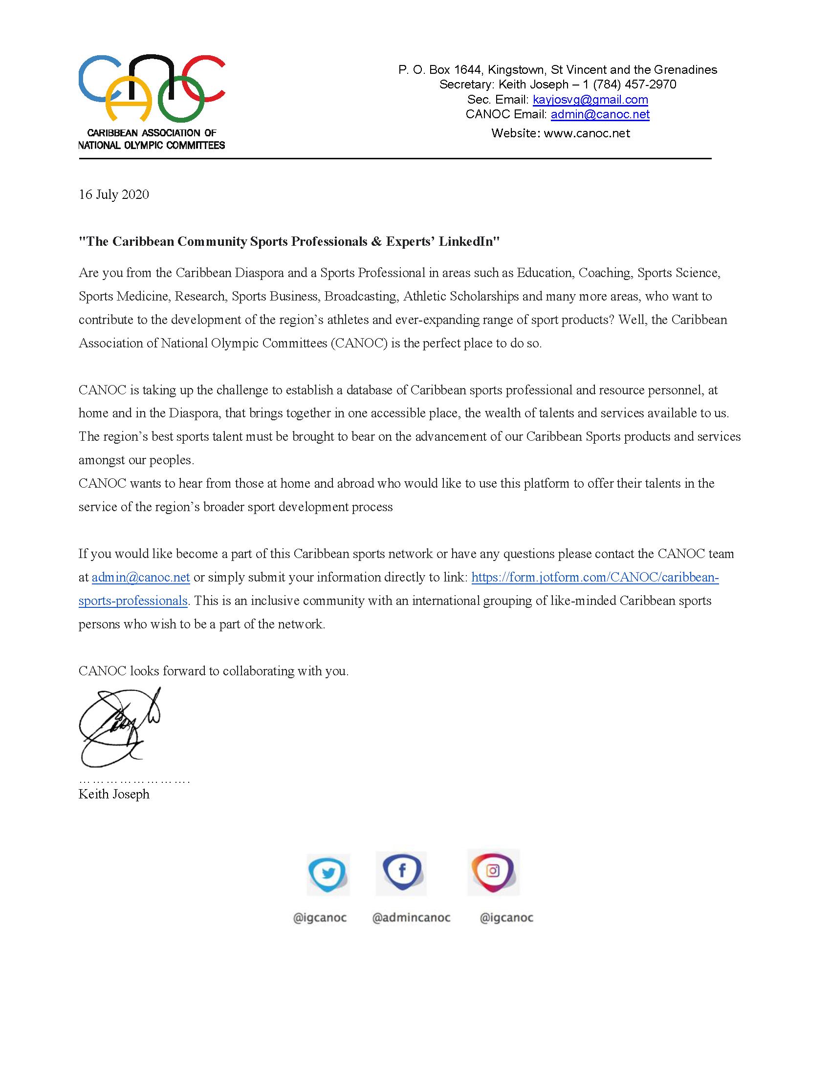 CANOC circular 16-07-2020