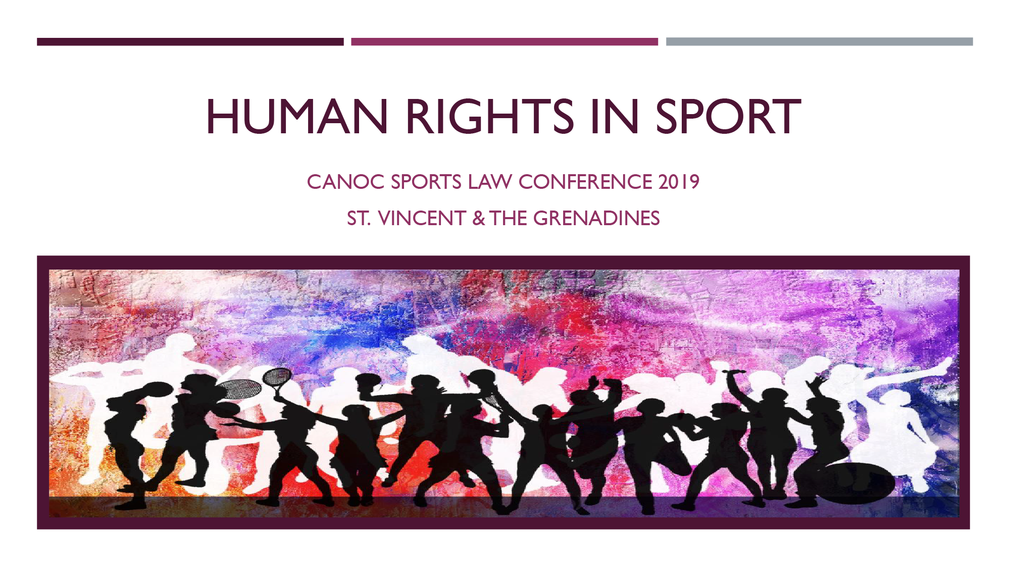 HUMAN RIGHTS IN SPORT