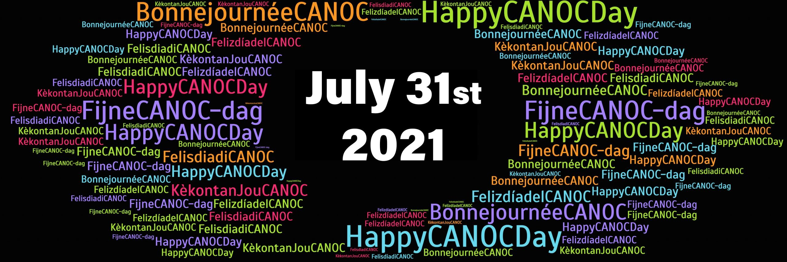 CANOC DAY header