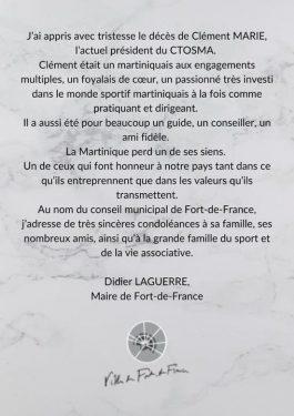 Martinique ClementMarie